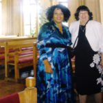 Arletia Mayfield and Bertha Young